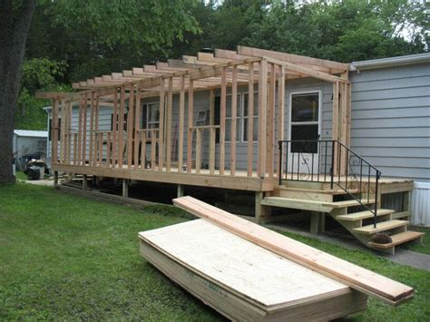 room additions for a mobile home home extension onto 546 best images about mobile home ideas on pinterest