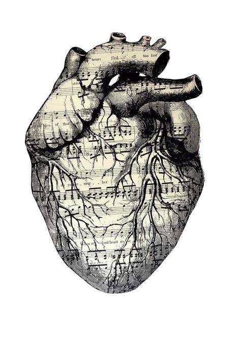 tattooed heart sheet music free saatchi online artist tyrone dalby paper 2012
