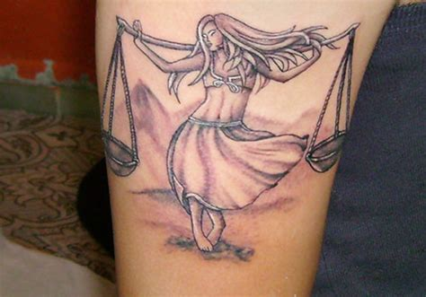 libra tattoo designs for girls tons of libra tattoos the scales of justice