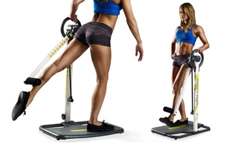 proform firm resistance machine with 4 exercise dvds