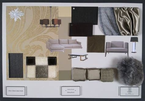 Interior Design Presentation Boards Exles Sle Free Fabric Sles For Interior Designers
