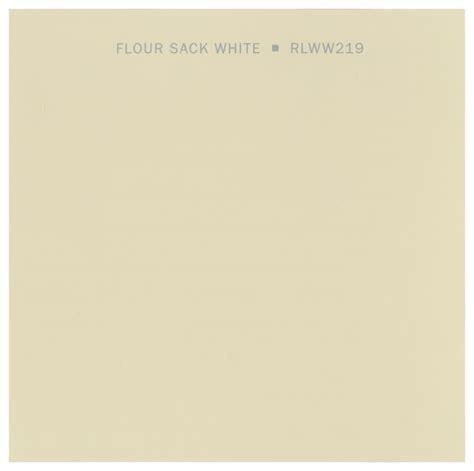 ralph flour sack white paint colors