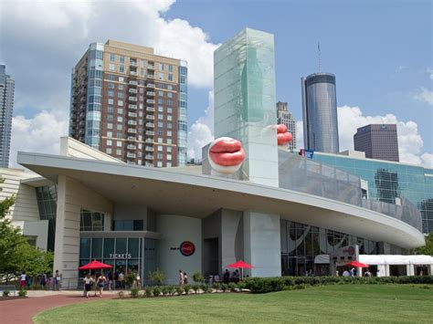 Coca Cola Atlanta Office by Best Tourist Attraction In Every State Business Insider