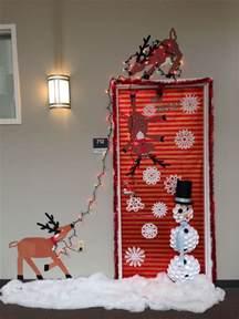 Door Decoration Ideas For Christmas best 25 christmas door ideas only on pinterest xmas