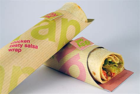 Packaging Wrap the only deli on behance