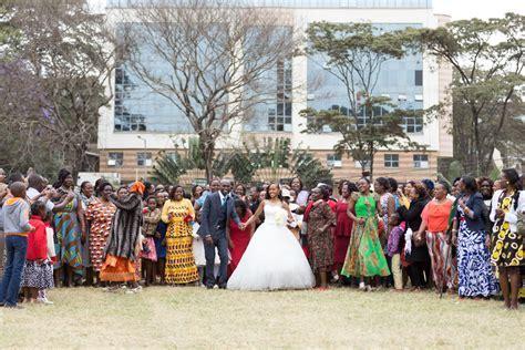 Carol & Edgar :: Panafric Hotel Nairobi Kenya Wedding