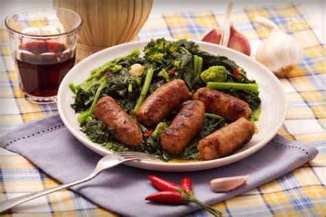 cucinare la rapa i commenti della ricetta cime di rapa con salsiccia la