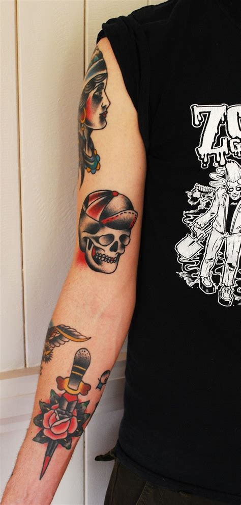 30 cool old tattoos designs ideas