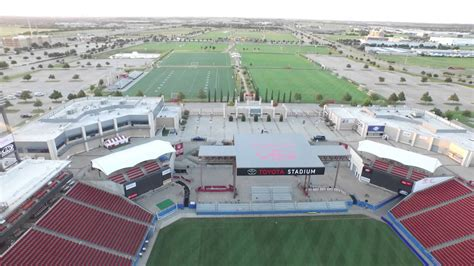 toyota center dallas tx meljabuav frisco toyota stadium soccer facility 1
