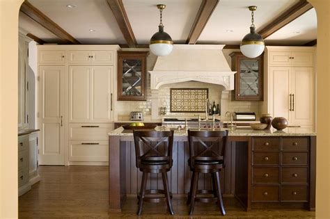 cream kitchen island cream and brown kitchen designs peenmedia com