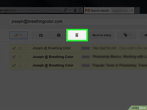 8 Steps To Clean Out Your Inbox by Dọn Dẹp Hộp Thư đến Của Gmail Wikihow