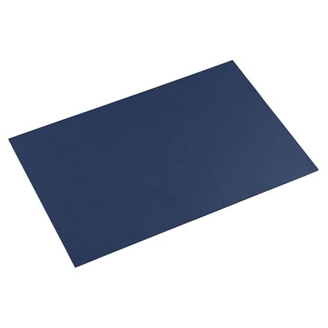 Bigso Navy Stockholm Desk Pad The Container Store Desk Pad
