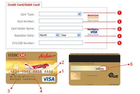 bca visa debit mana sih cvv kartu kredit guwe
