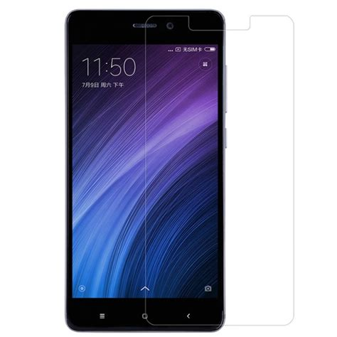Tempered Glass Xiaomi Redmi 4 Prime Mi Antigores Kaca Screenguard nillkin h 2 5d edge tempered glass screen protector for redmi 4 and redmi 4 prime