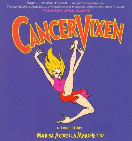 Book Review Cancer Vixen By Marisa Acocella Marchetto by Cancer Vixen Graphic Medicine