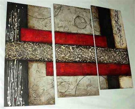 cuadros con relieve abstractos cuadros abstractos con texturas y alto relieve s 390 00