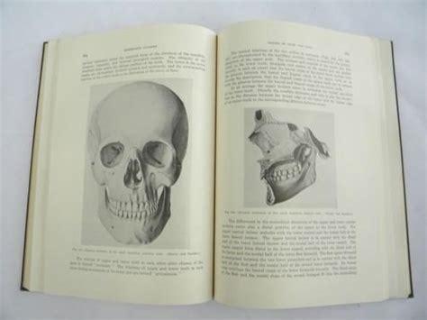 Vintage Medical Dentistry Book Oral Anatomy With 300