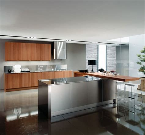 modern kitchen designs with island modern island kitchen decobizz com