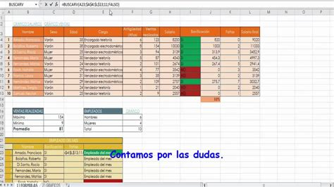 tutorial excel condicional si tutorial buscarv y si condicional en excel youtube