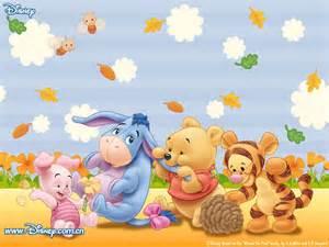 cfg free game 可愛圖案 winnie pooh wallpaper 1 小熊維尼電腦桌布 1
