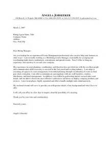 Team Leader Cover Letter Exle by Sle Cover Letter For Report Project Management