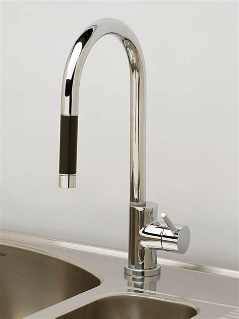 chrome kitchen faucets standard montagna 1 handle kitchen faucet chrome