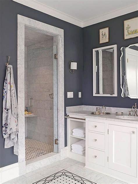 Bathroom Door Colors Showers Charcoal Bathroom And Door Frames On