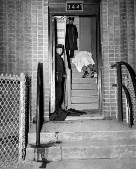 25 Haunting Photos Of New York City Murder Scenes Of