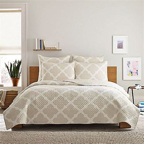 real simple coverlet add a modern flair to your bedroom with the timeless real