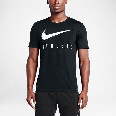 Nike Swoosh S Shirt nike swoosh athlete s t shirt nike ma