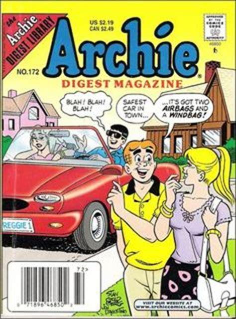 No 104 Pals N Gals Digest Magazine archie comics coloring pages 04 archie comics