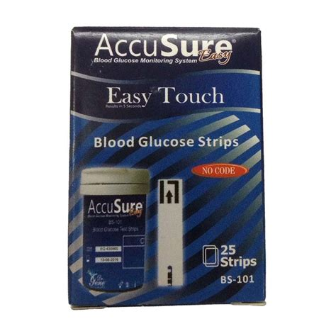 Easy Touch Strips Blood Glucose dr gene accusure easy touch blood glucose 100s strips