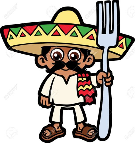 cartoon sombrero the gallery for gt mexican guy sombrero clipart
