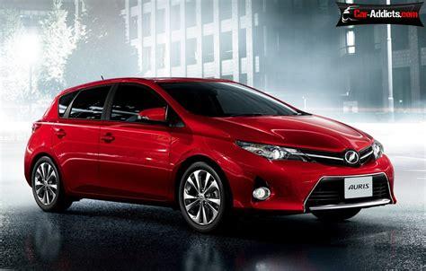 Toyota Car Types Uk by 2013 Toyota Auris Wallpaper Info Price