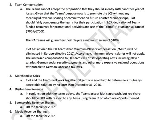lcs owners send letter to riot games about concerns