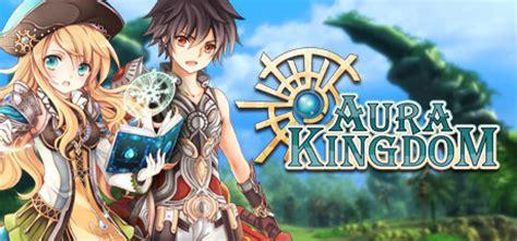 anime free to play aura kingdom on steam