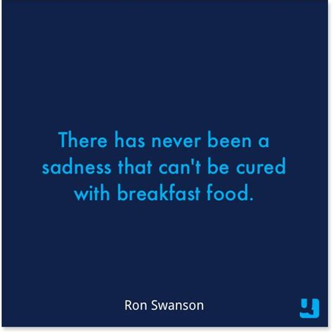swanson quotes swanson breakfast quotes www imgkid the image
