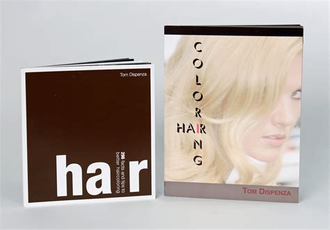 Hair Books For by Hair Coloring Books Written By Tom Dispenza Of Chromastics
