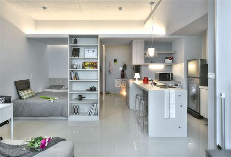 small taipei studio apartment  clever efficient design