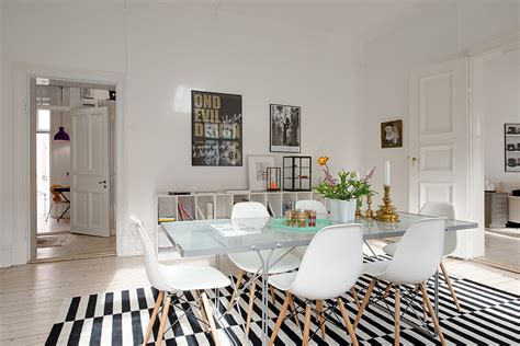 modern decor renovated heirloom apartment combines original details
