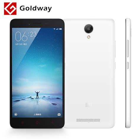 Xiaomi 3s 16gb By Kahfi Store aliexpress buy original xiaomi redmi note 2 4g lte