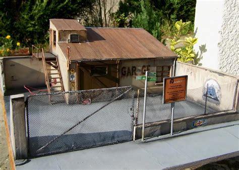 auto garage diorama 1 18 buy sell auto garage diorama