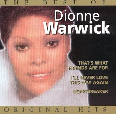 The Best of Dionne Warwick [Paradiso]   Dionne Warwick