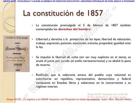 cuadro comparativo de la constitucion de 1824 1857 1917 cuadro comparativo de la constitucion de 1857 y 1917 05 m