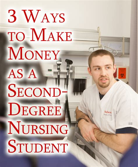 Ways To Make Money Online For Students - 3 ways to make money as a second degree nursing student