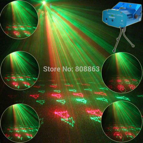 disco christmas lights aliexpress buy eshiny mini green laser projector 20 patterns dj