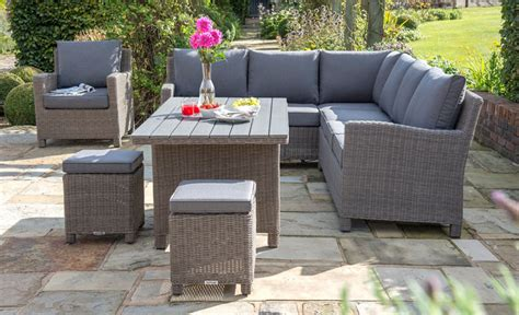 Design Ideas For Black Wicker Outdoor Furniture Concept Garden Furniture Buying Guide Indoors Outdoors