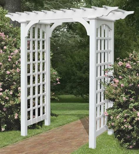 wood trellis plans free woodproject wooden arbor swing plans woodworking projects plans
