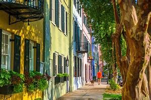 top rated tourist attractions  charleston sc