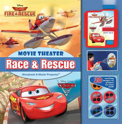 Planes Rescue The Storybook disney race rescue theater storybook